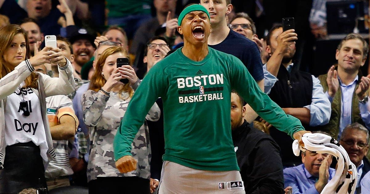 NBA fines Isaiah Thomas for directing inappropriate language toward a heckler in Washington - FOXSports.com