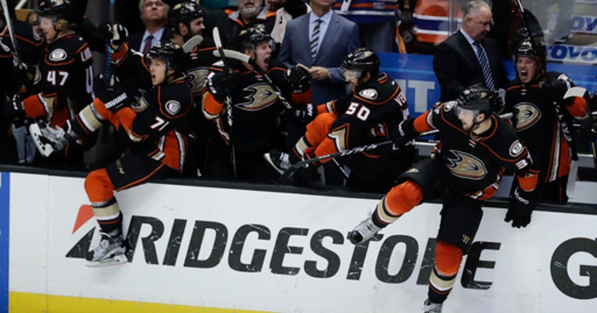 Ducks' reward for Game 7 win is date with Rinne and Preds - FOXSports.com