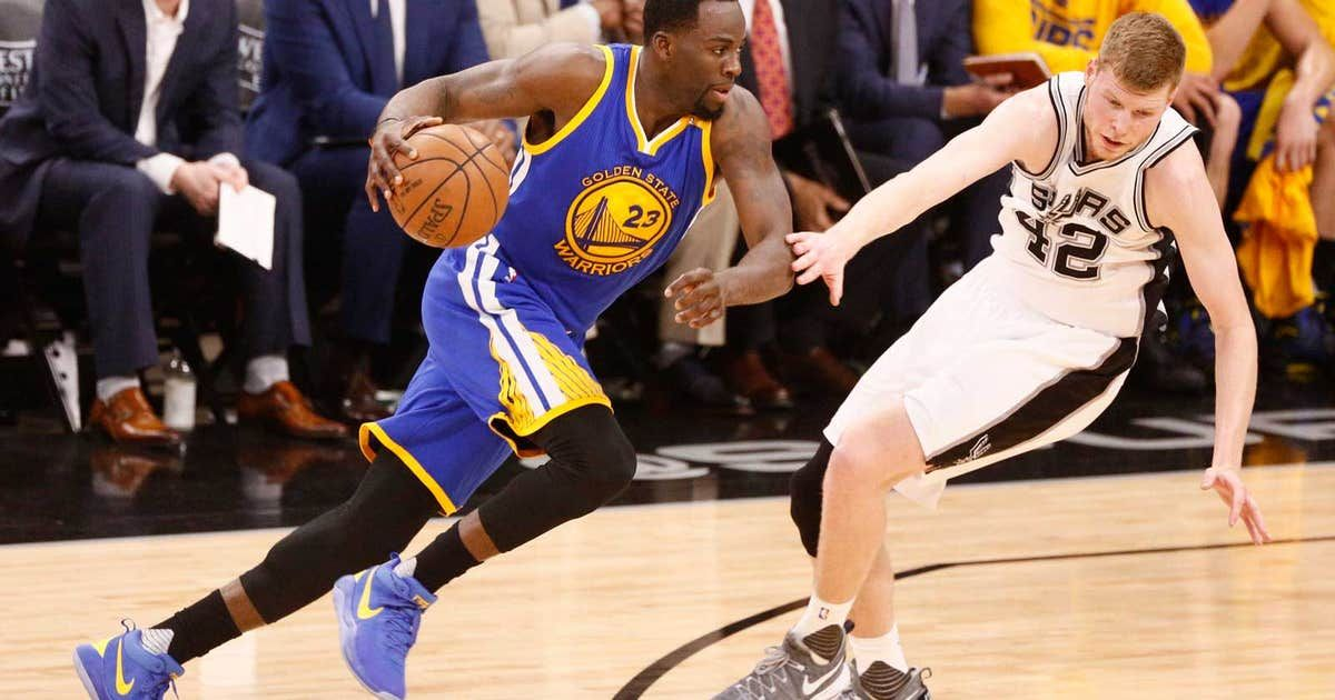 Warriors 1 win away from 3rd consecutive trip to NBA Finals - FOXSports.com