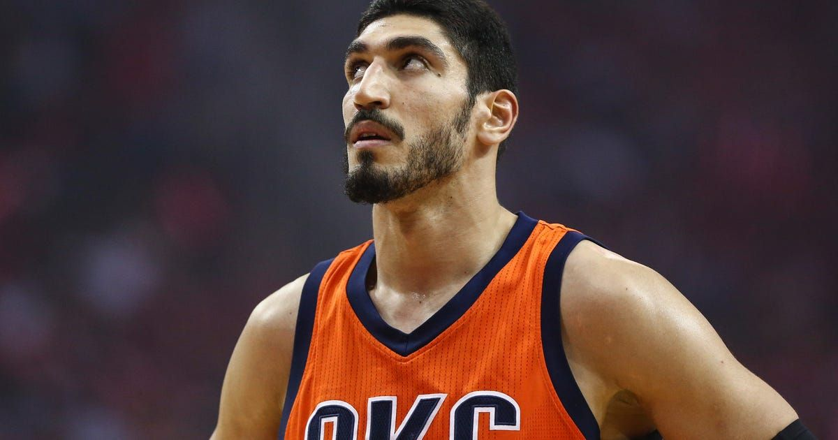 Explaining Enes Kanter's airport detention and why it's so serious