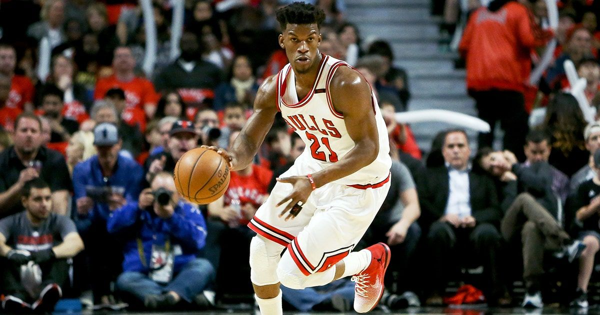 Bulls trade Jimmy Butler to Timberwolves for LaVine, No. 7 pick in NBA draft blockbuster - FOXSports.com