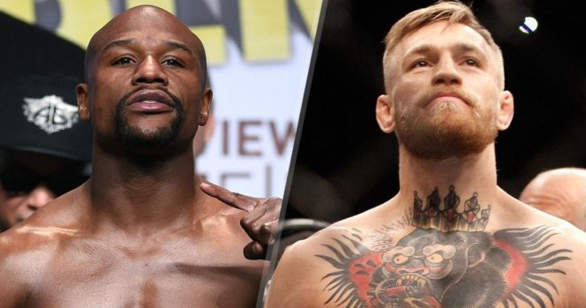 Conor McGregor still an underdog but odds shift for potential showdown with Floyd Mayweather - FOXSports.com