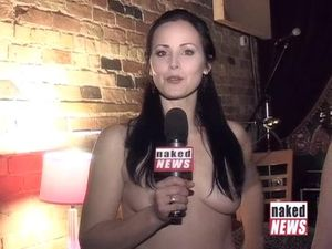 Naked Girls Reading - Naked News on Vimeo