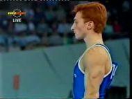 Yuri Chechi  1989 Campionati del mondo