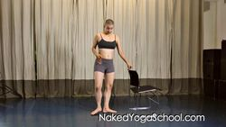 Naked Ballet Exercises 2 (Naked Yoga School) on Vimeo