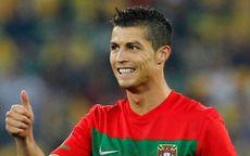 Penis Cristiano Ronaldo (AP Photo)