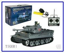 Versione Completa: Panzer German Tiger I 1:16 RC Kettenfahrzeug Tank