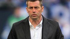 Trainer Michael Skibbe musste mit Frankfurt eine erneute Niederlage