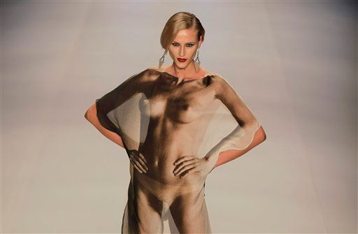 Fashion Nudity