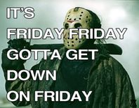 It's Friday the 13th « Bits and Pieces