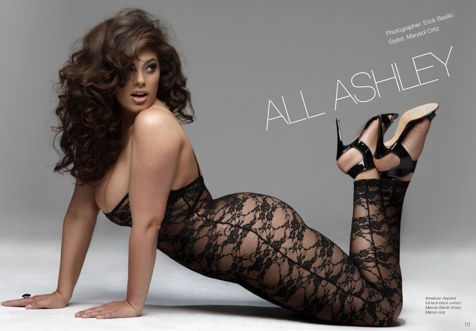Ashley Graham Blasting Ashley Graham