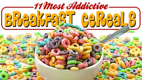 Breakfast Cereal For Sex