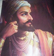 shivaji raje bhosale 19 february 1630 3 april 1680 who founded the