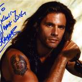 Lorenzo Lamas « Brundlefly On The Wall
