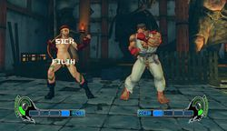 SICK FILTH! Cammie gets nude filter in Street Fighter IV  Destructoid