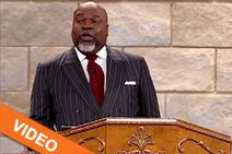 WATCH: T.D. Jakes Full 90Minute Sermon Featured on Oprah.com