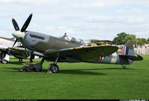 Photos: Supermarine 509 Spitfire T9 Aircraft Pictures | Airliners.net