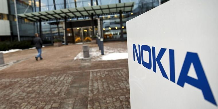 Patent-holding company uses ex-Nokia patents to sue Apple, phone carriers