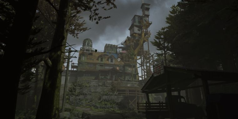 What Remains of Edith Finch is an effective experiment in storytelling