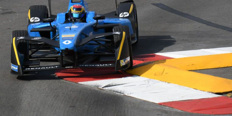 Check out how much quicker Formula E has gotten in just three years