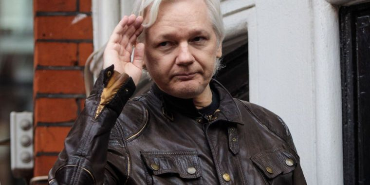 Sweden drops rape allegation against WikiLeaks founder Julian Assange