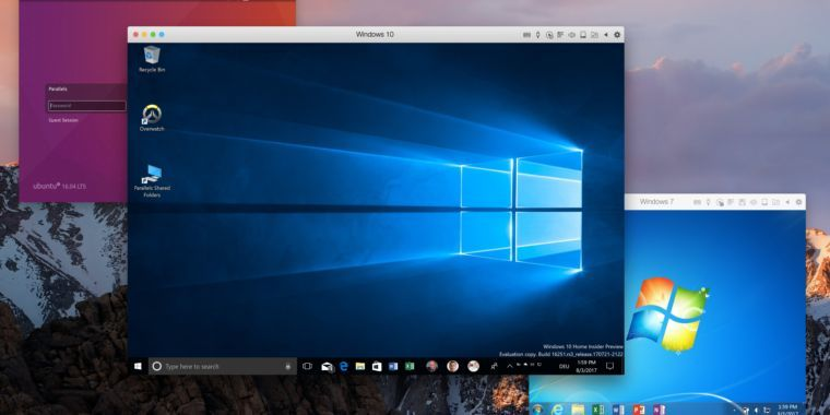 Mac virtualization: Parallels and VMware want you to buy new versions