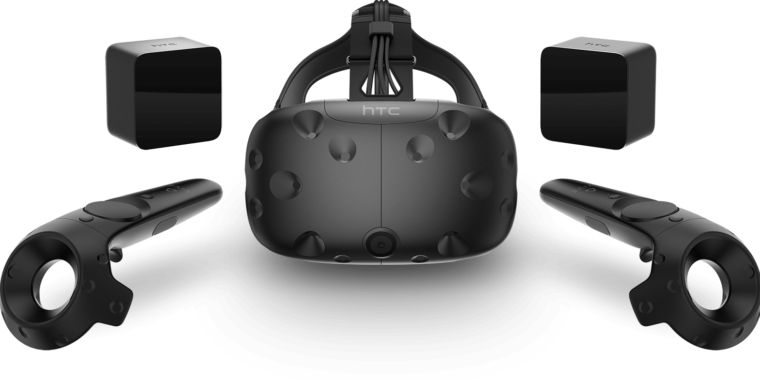HTC Vive gets its first permanent price cut, now down 25 percent