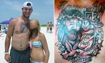 AJ McCarron's Giant Chest Tattoo Is Spreading, Developing Its Own