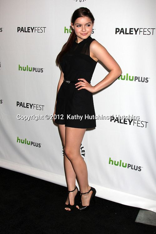 Ariel Winter At Modern Family Event For Paleyfest In Hollywood