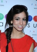GAby Rodriguez at the Sway Gift Suite at the Daytime Emmy Awards on
