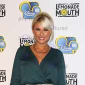 Billie Faiers Disney Lemonade Mouth Gala Premiere, BAFTA, Piccadilly