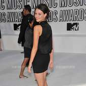 Jenn Proske At The 2010 MTV Video Music Awards At The Nokia Theatre L