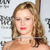 Anne Judson Yager.at The Women's History Month Celebrity Red Carpet