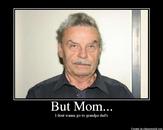 Description: I dont wanna go to grandpa dad's