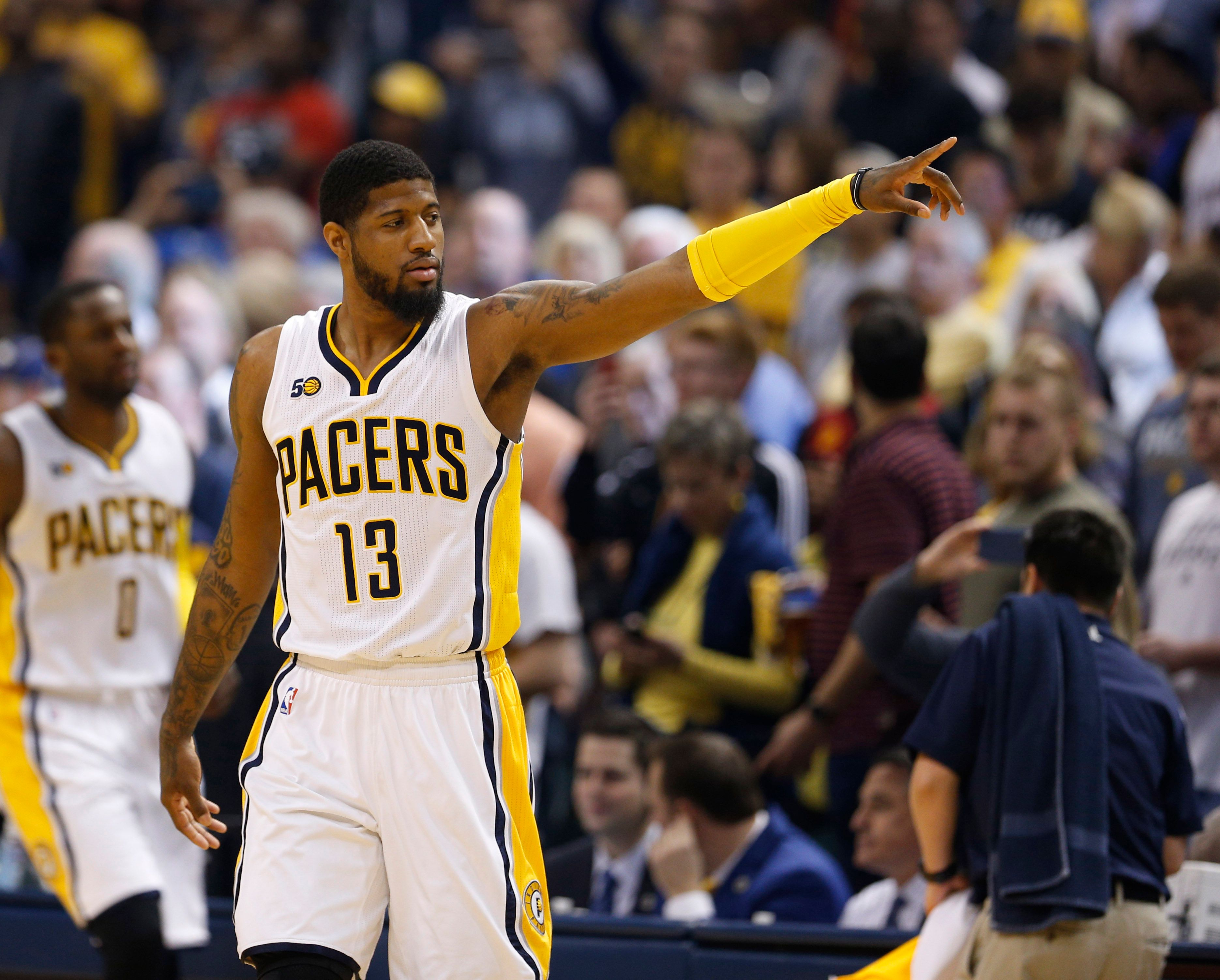 Los Angeles Lakers cannot panic at latest Paul George rumors - Lake Show Life