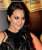 DIY Makeup: Sonakshi Sinha's Smokey Eyes & Nude Lips