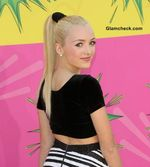 Oana Gregory Hairstyle at Nickelodeon Annual Kids Choice Awards 2013