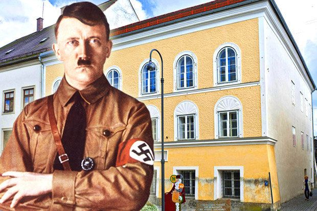 Hitler's childhood home to be seized - Daily Star