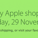 Apple's Black Friday Promotion May ...