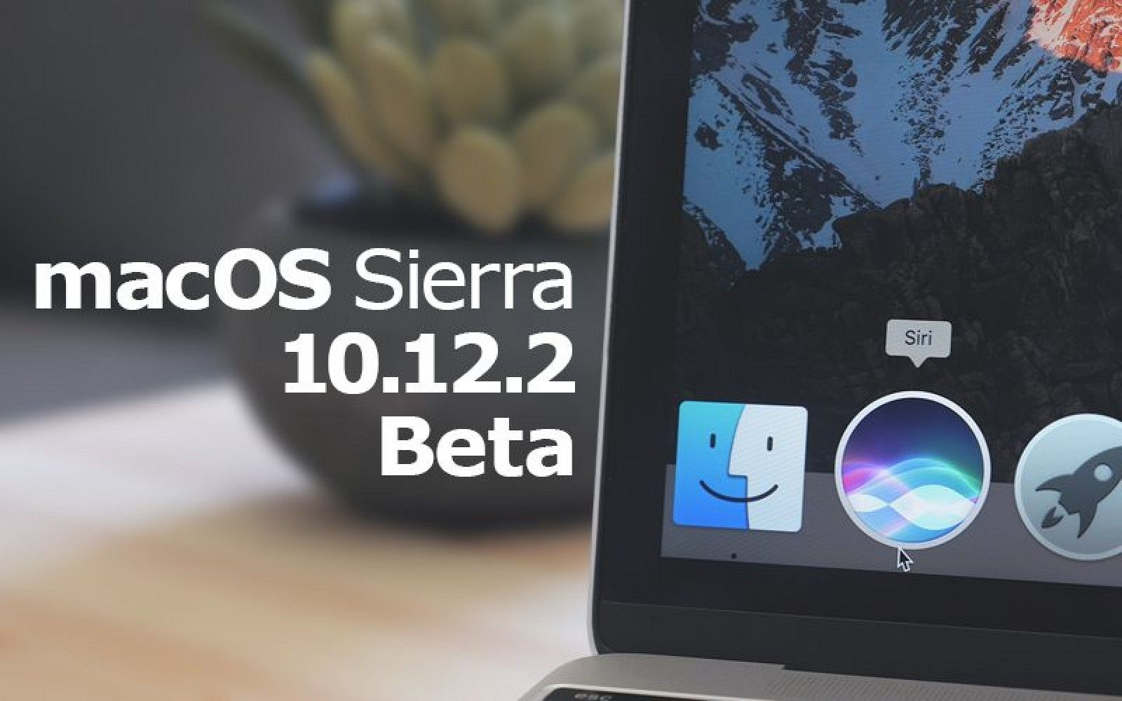 Apple Seeds First macOS Sierra 10.12.2 Beta to Developers