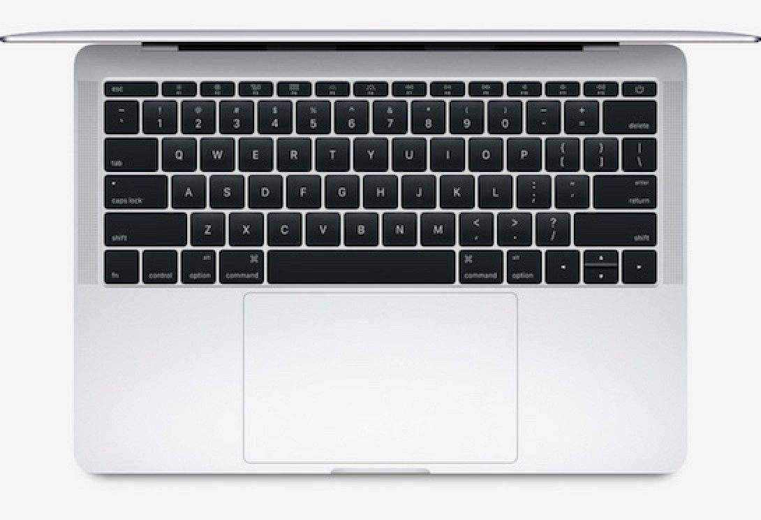 New MacBook Pro Has Better Keyboard Than 12-Inch MacBook, But It's Expensive and Lacking Ports