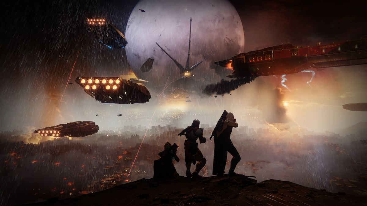 Hands-on with the PC version of Destiny 2: Campaign, Strikes and PvP - PC Gamer