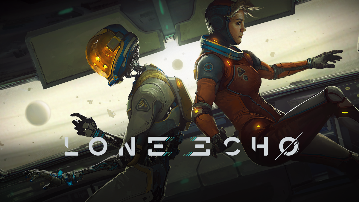 Lone Echo should do for VR what Mario 64 did for Nintendo - send it stratospheric