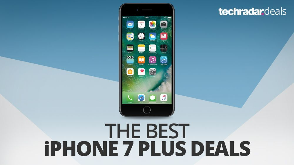 The best iPhone 7 Plus deals in July 2017