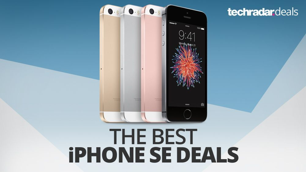 The best iPhone SE deals in July 2017