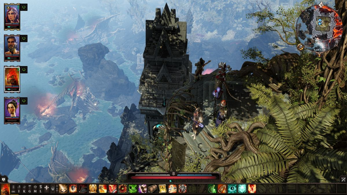 Divinity: Original Sin 2 boasts over 75,000 concurrent players on Steam