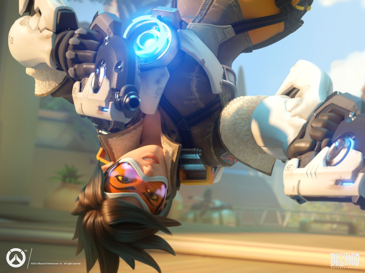 Blizzard unveils the first seven Overwatch League teams - PC Gamer