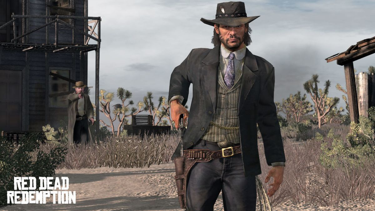 Red Dead Redemption map mod for GTA 5 has been canceled - PC Gamer