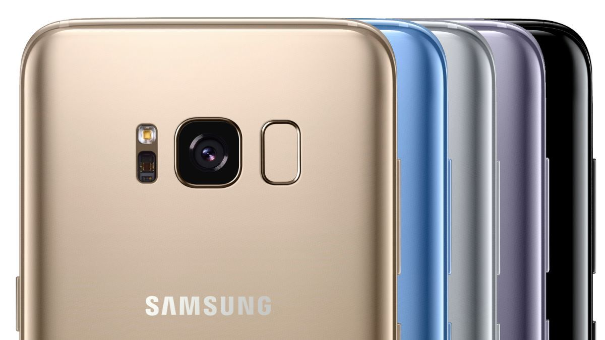 Samsung Galaxy S8 colors: all of the options available