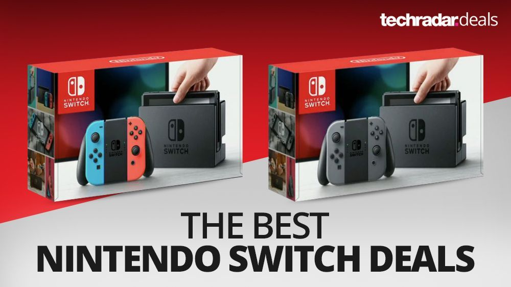 The best Nintendo Switch deals in July 2017: new stock incoming